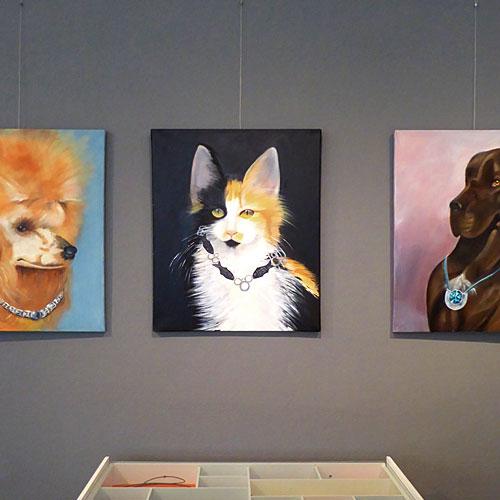Trudi Schroeder - Malerei